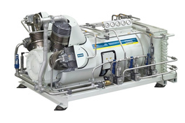 HAUG.Sirius compressor - oil-free and gas-tight